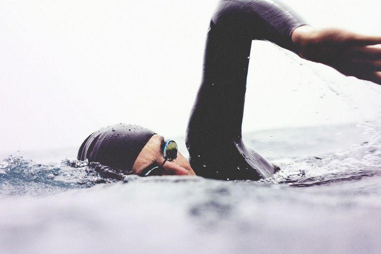 should you swim when sick