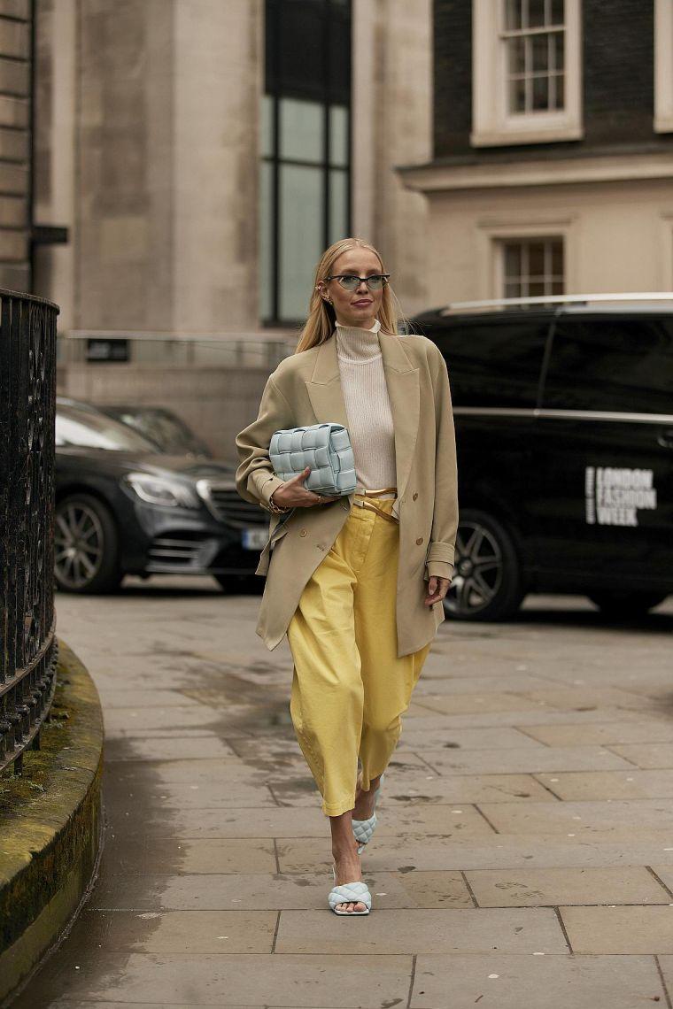 woman trends fashion autumn