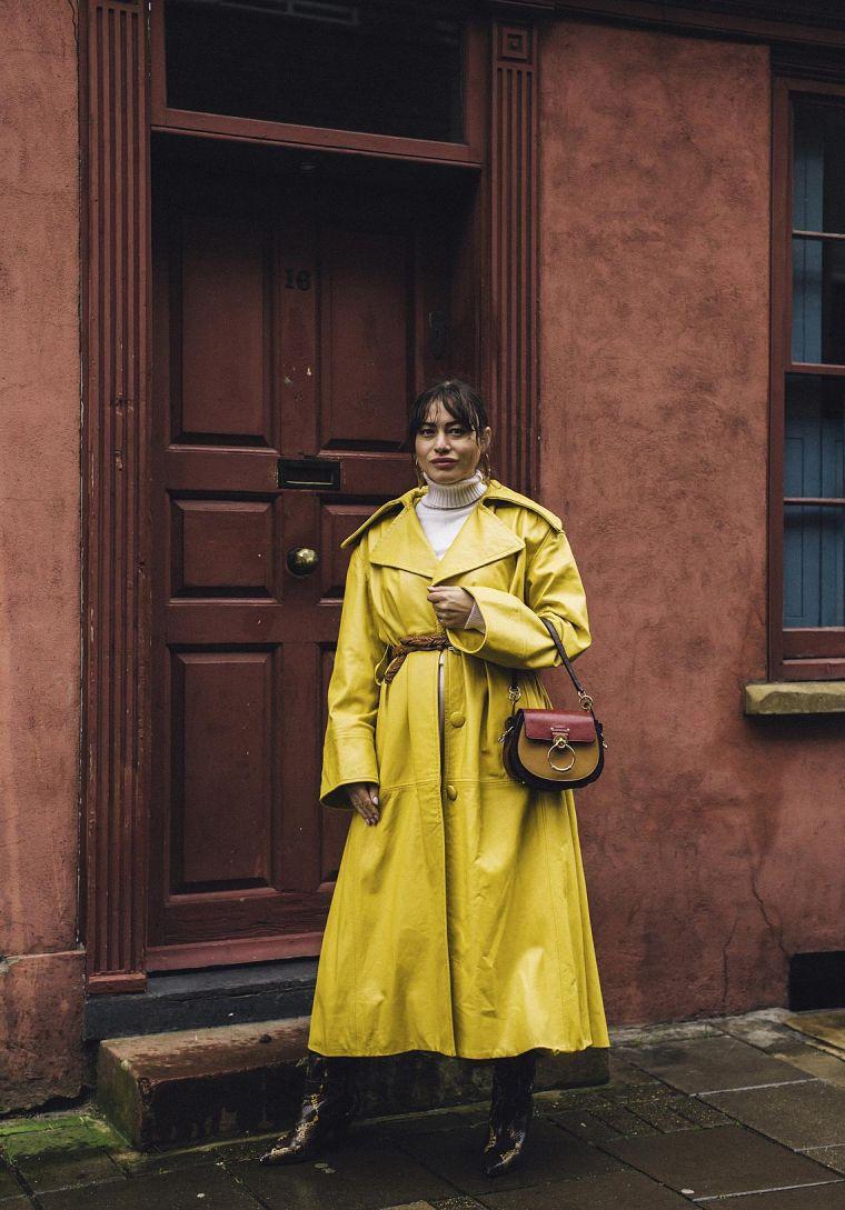 fall fashion woman