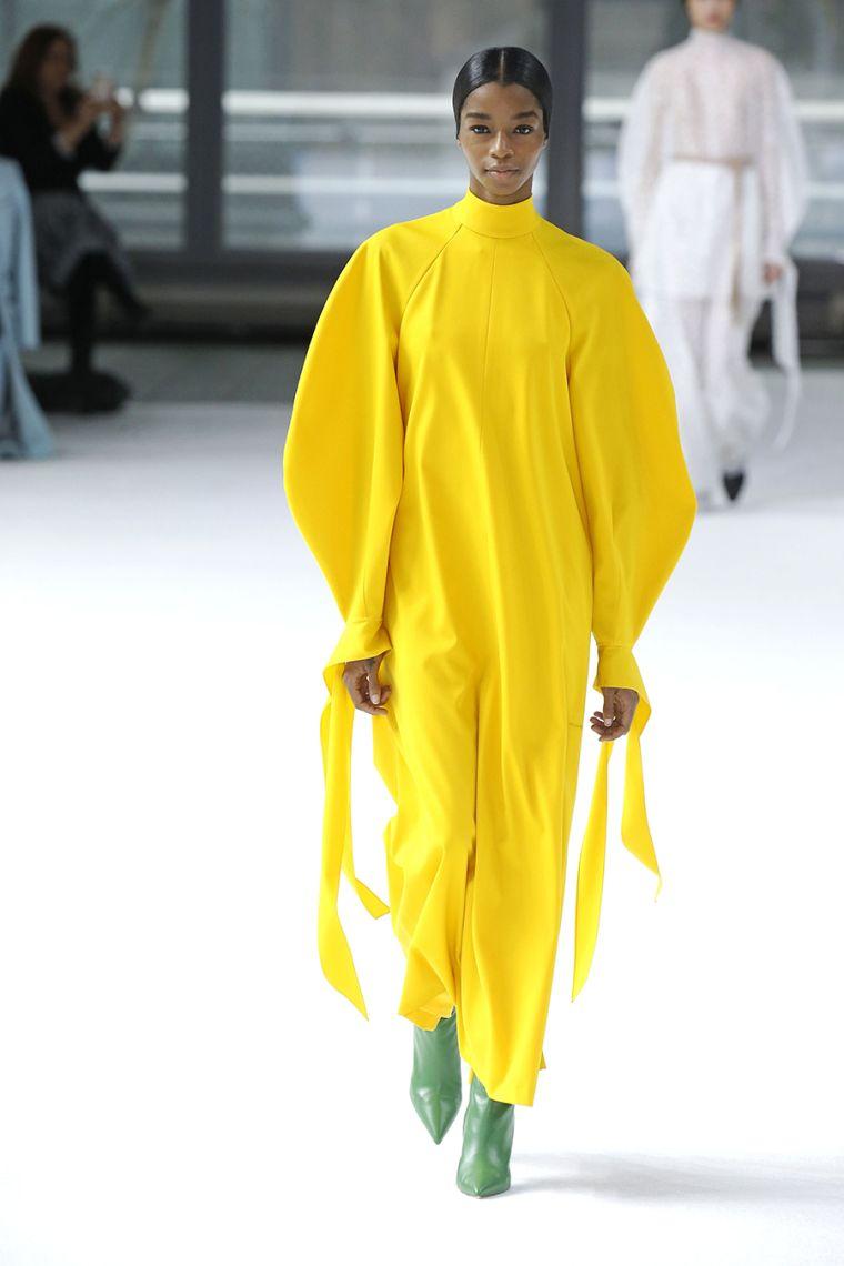 fashion woman dress autumn