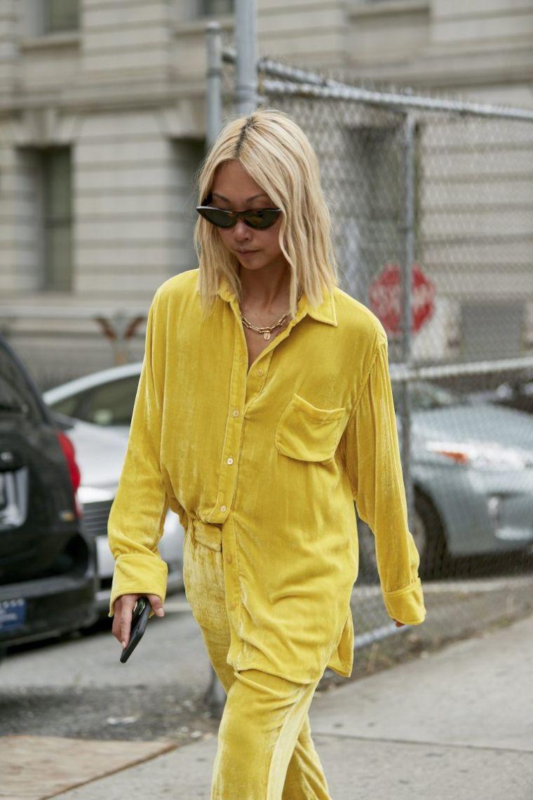 urban fashion woman