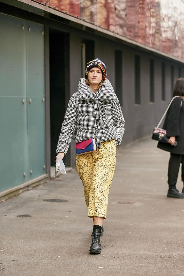 street style woman 2021