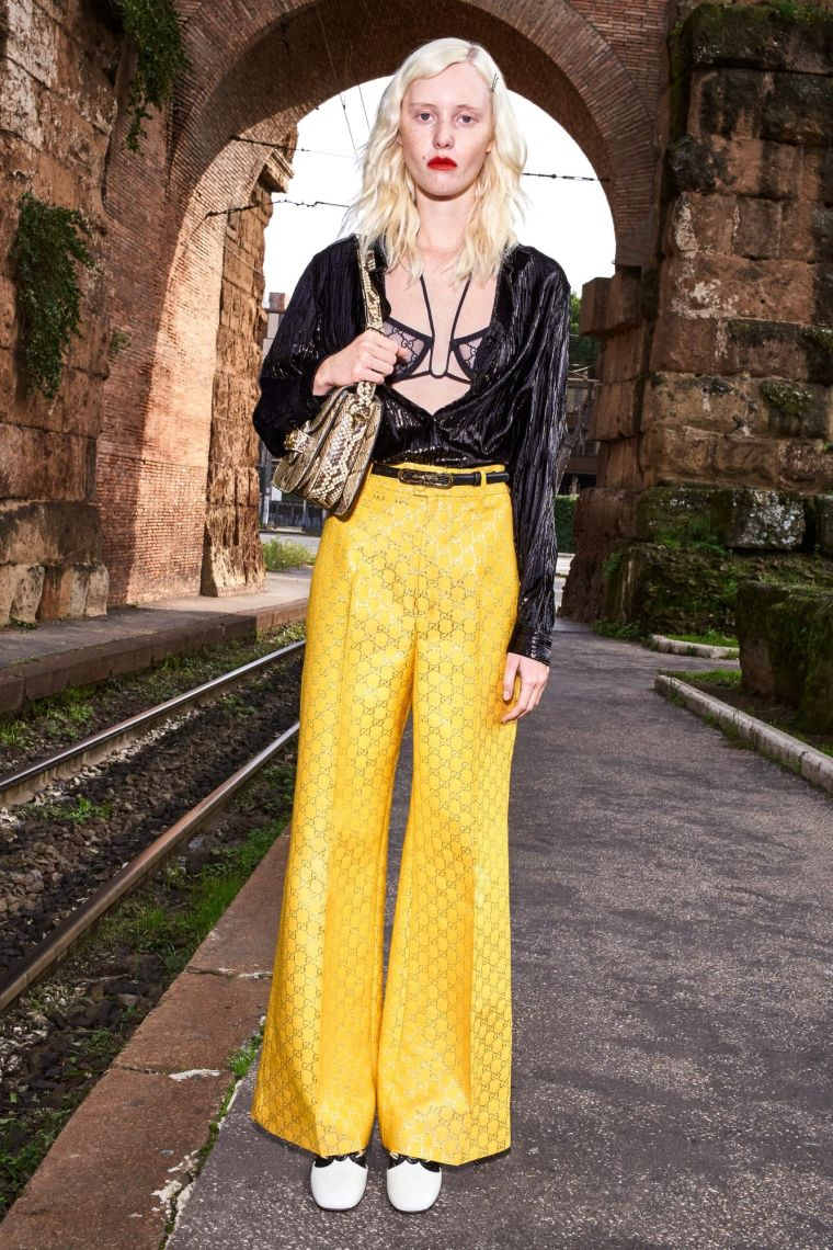 yellow fall 2020 fashion trend