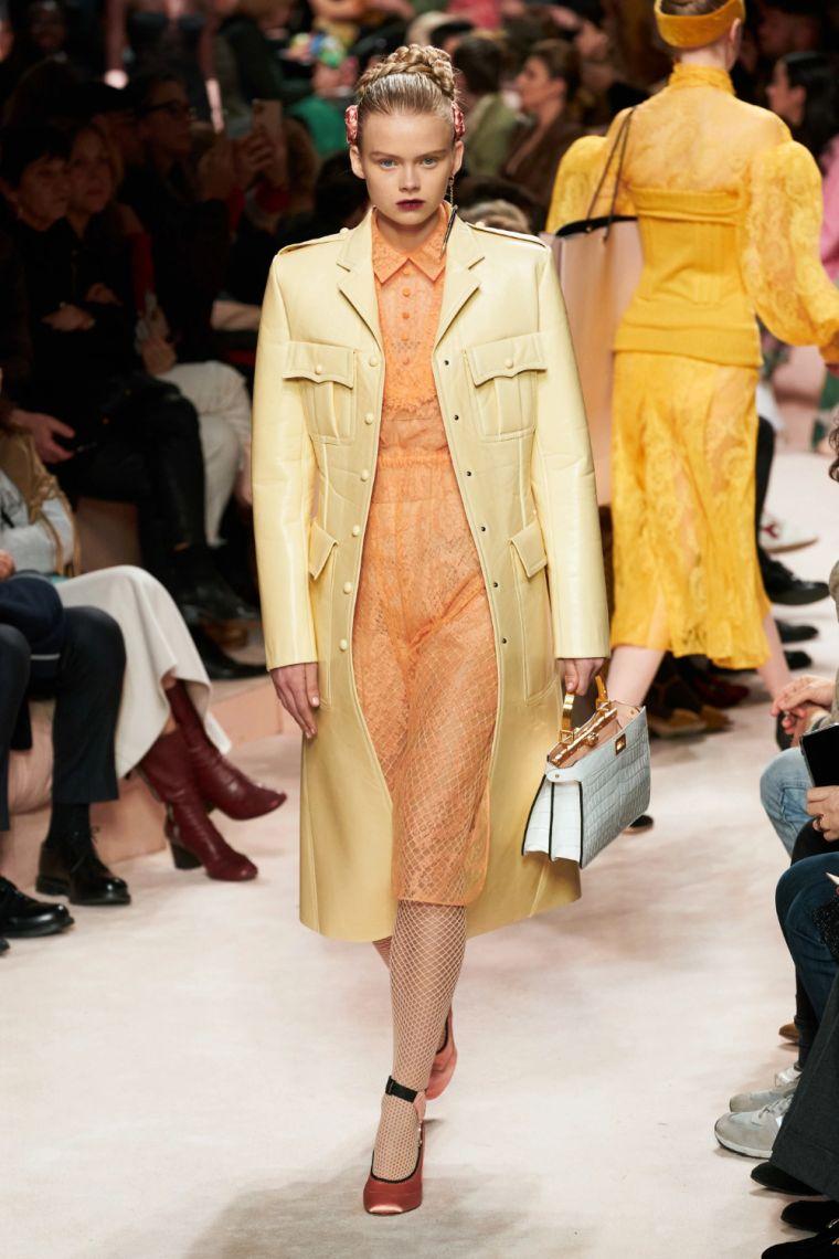 fall fashion trend 2020 fashion show