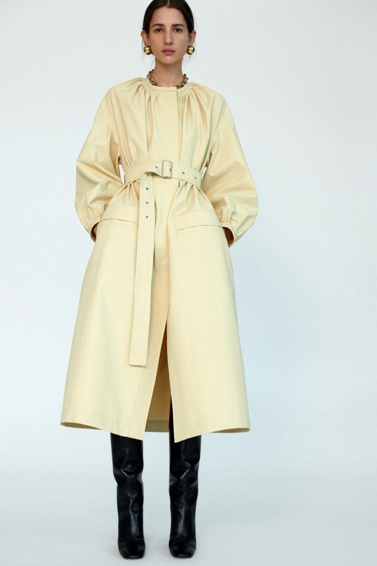 trend fashion autumn coat