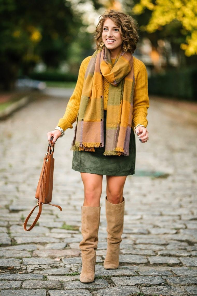 fall fashion trend street style