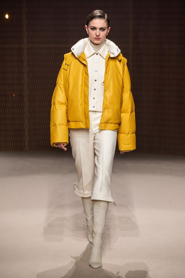 trendy autumn fashion jacket