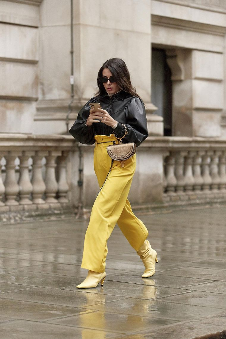 women fall outfit trends