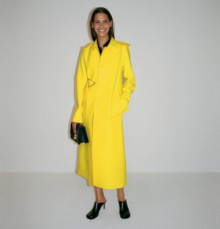 autumnal outfit woman 2020 look
