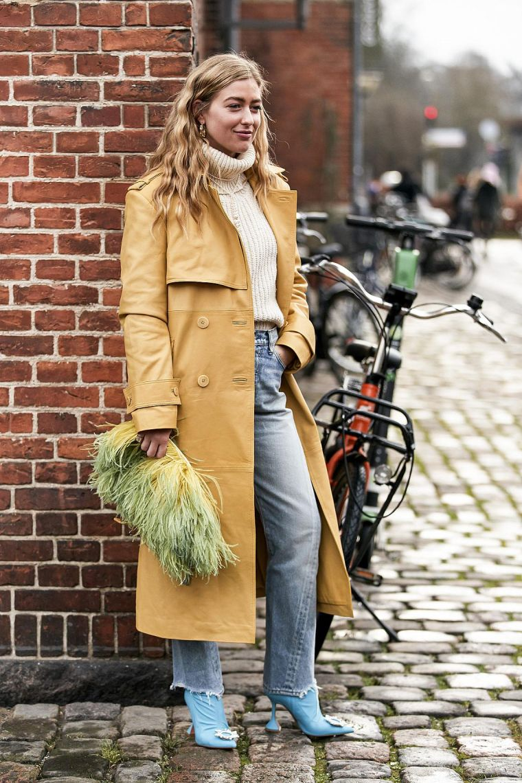 autumnal outfit for women trends 2020