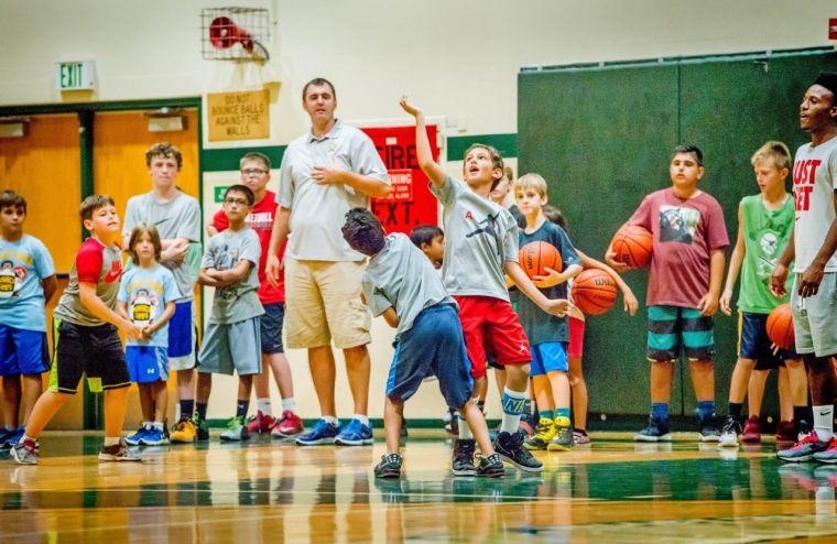 basketball pour enfant