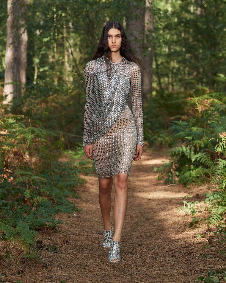 robe femme burberry