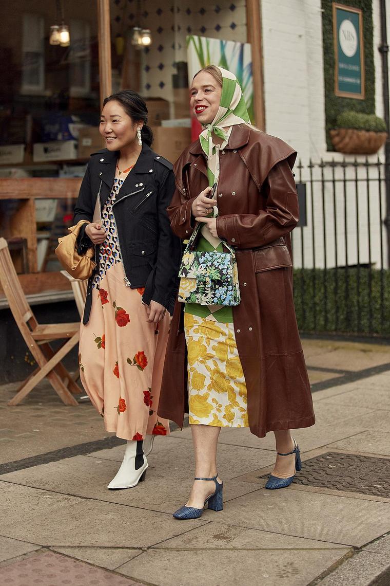 london ladies floral design
