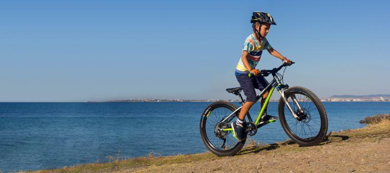 faire du vélo pour enfant