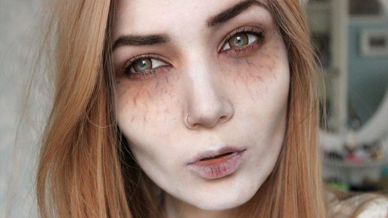 idée intéressante pour maquillage