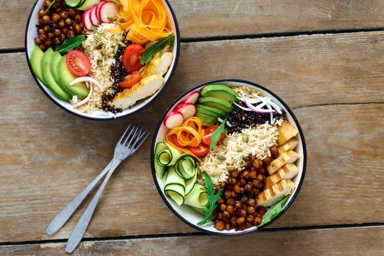régime alimentaire sain TLC
