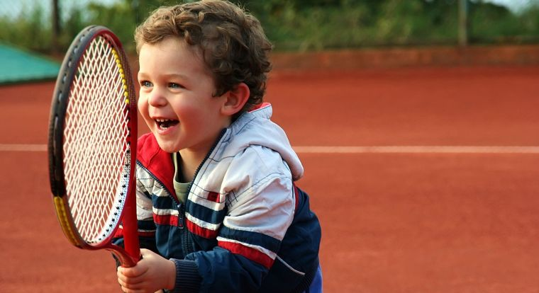tennis pour enfant