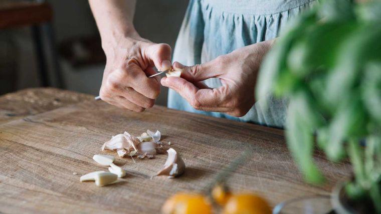 bienfaits de l'ail dans la cuisine