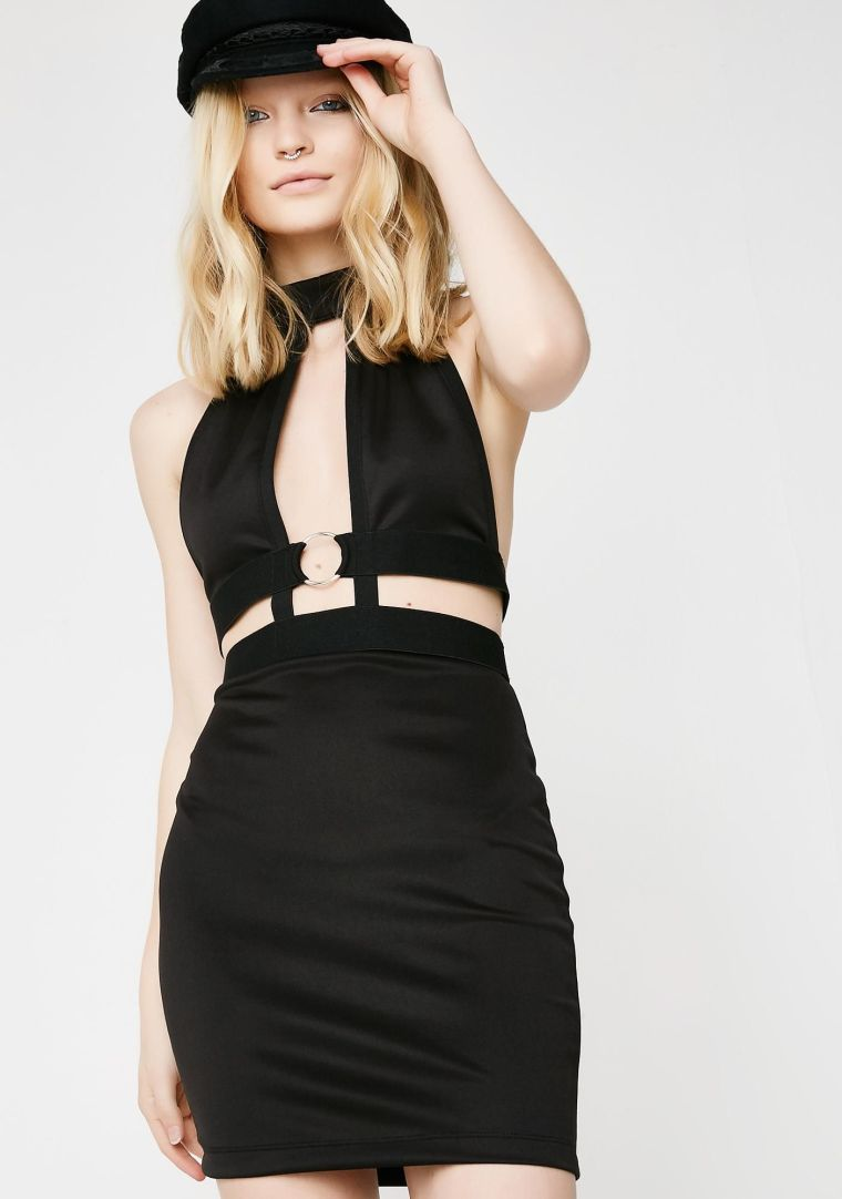 petite robe noire chic