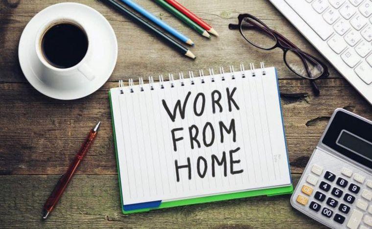travailler de la maison plus effectivement
