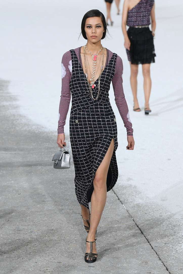 The best looks from the Chanel show spring-summer 2021 photo # 9