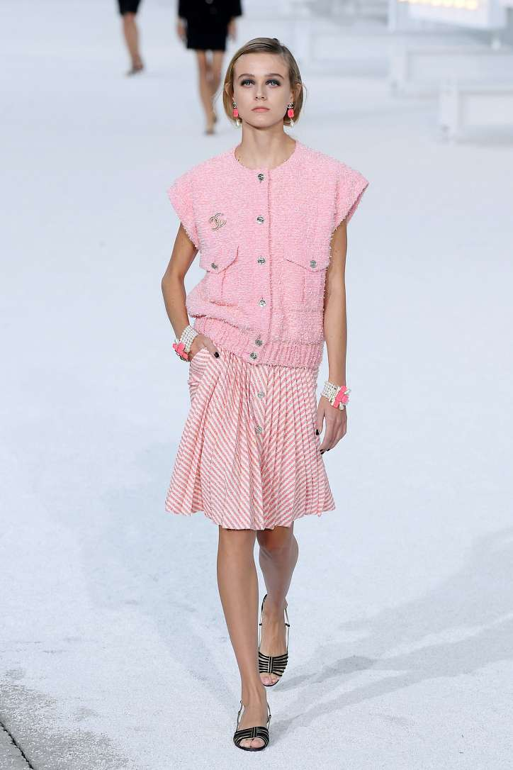 The best looks from the Chanel show spring-summer 2021 photo # 5