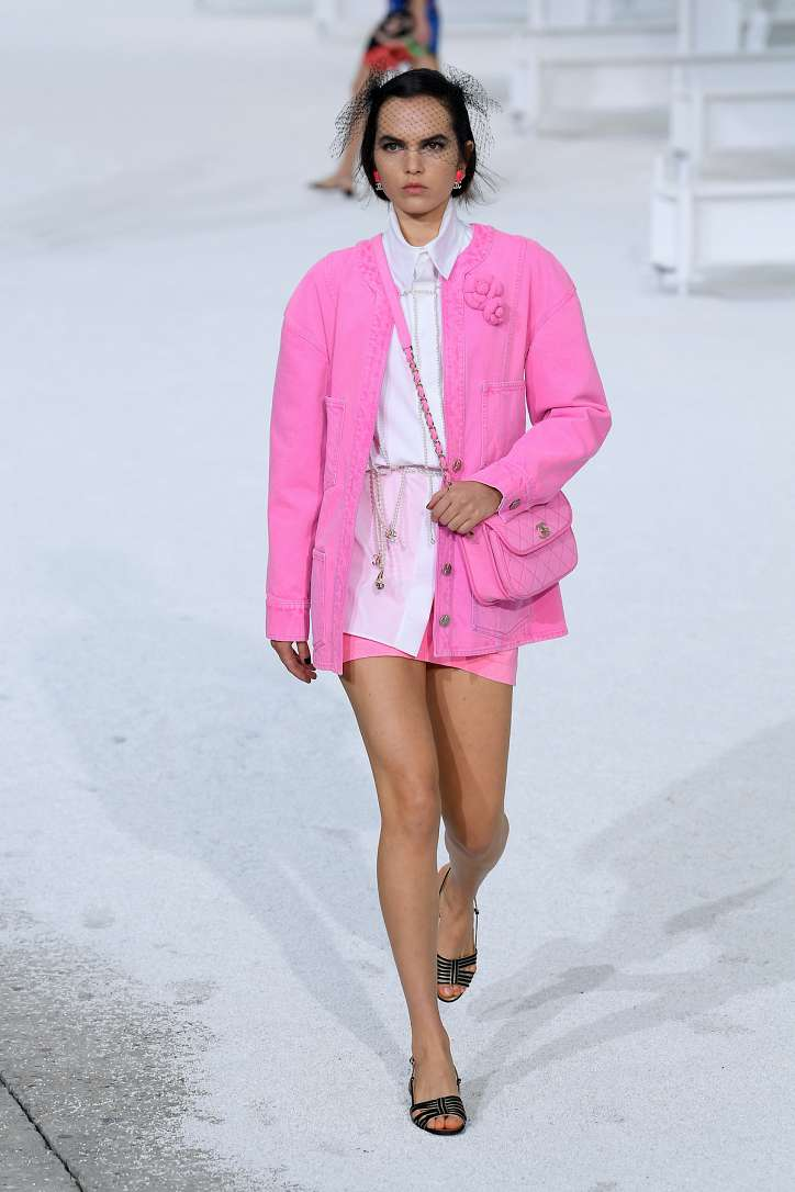 The best looks from the Chanel show spring-summer 2021 photo # 15