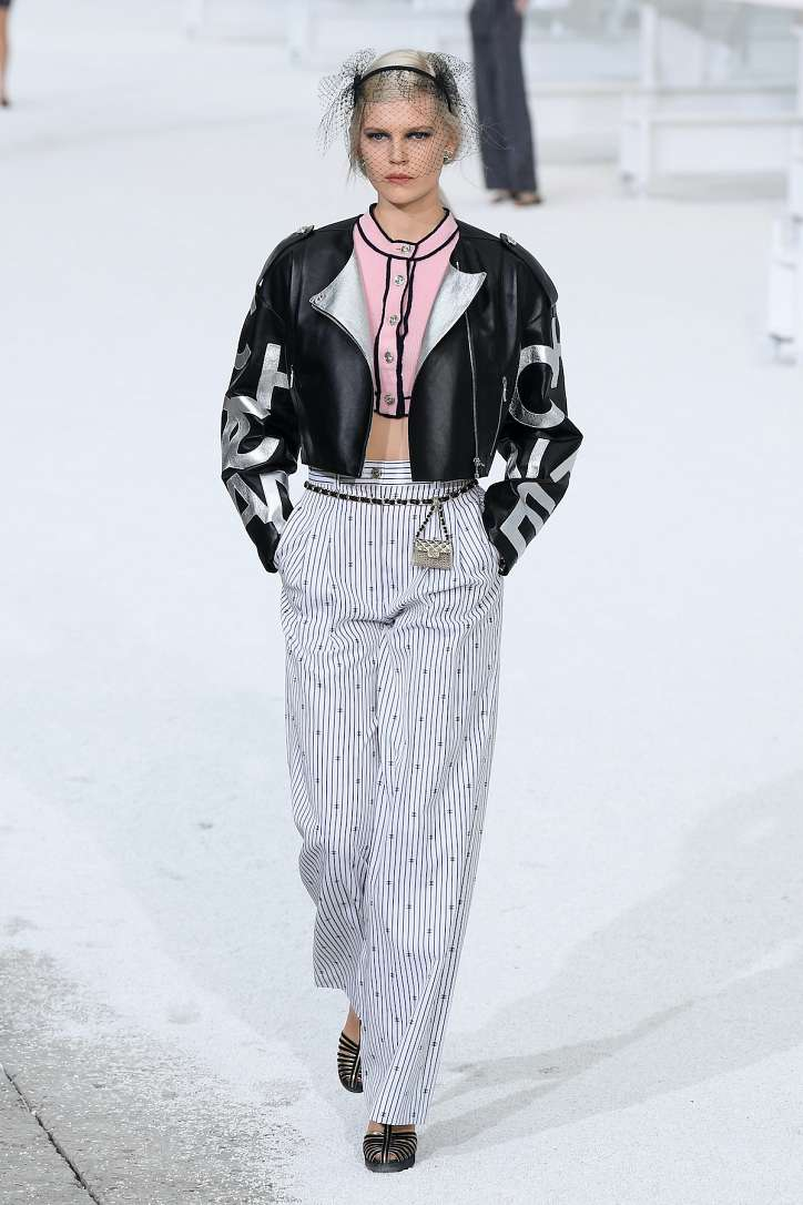The best looks from the Chanel show spring-summer 2021 photo # 12