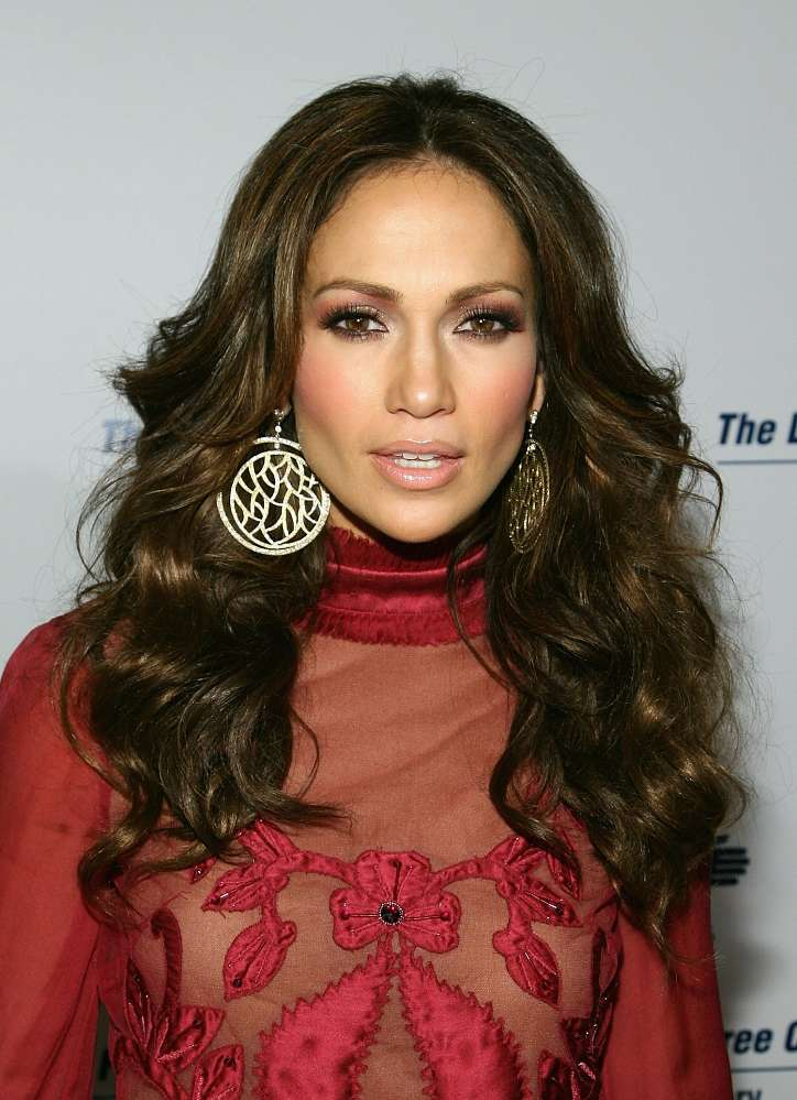 Jennifer Lopez Makeup photo # 11