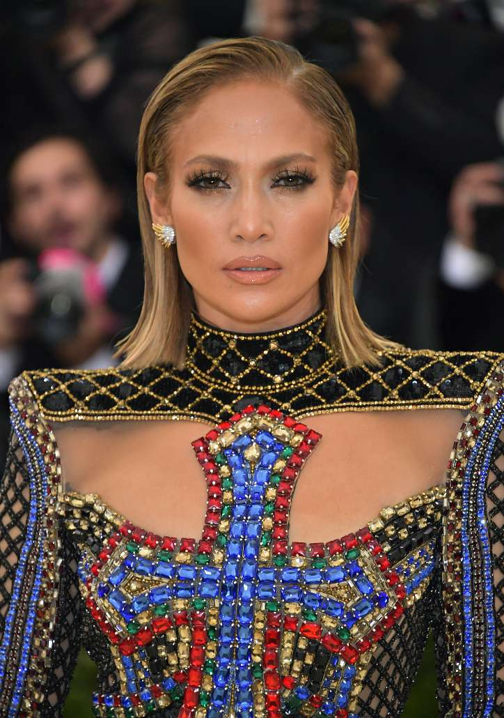 Jennifer Lopez makeup photo # 1