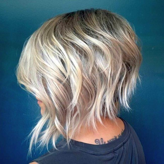 haircut for short hair