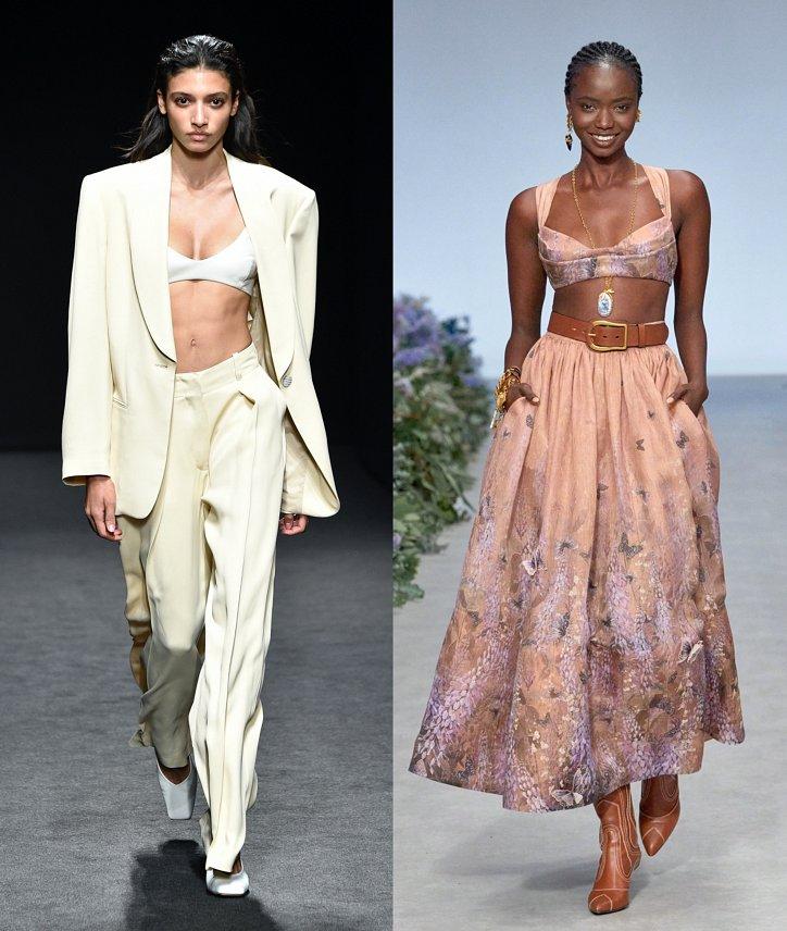 Fashion spring-summer 2021: main trends photo # 12