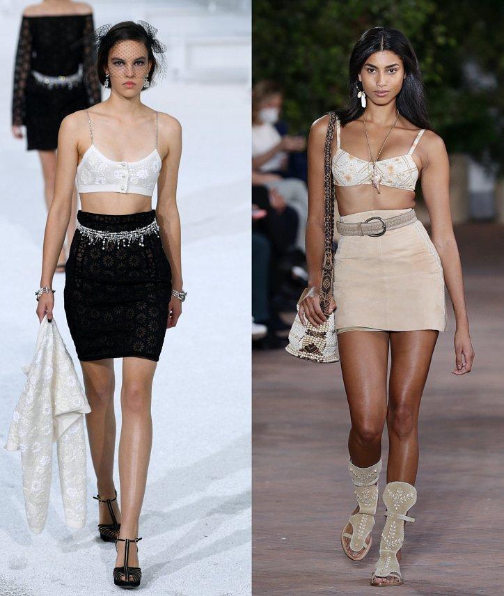 Fashion spring-summer 2021: main trends photo # 10