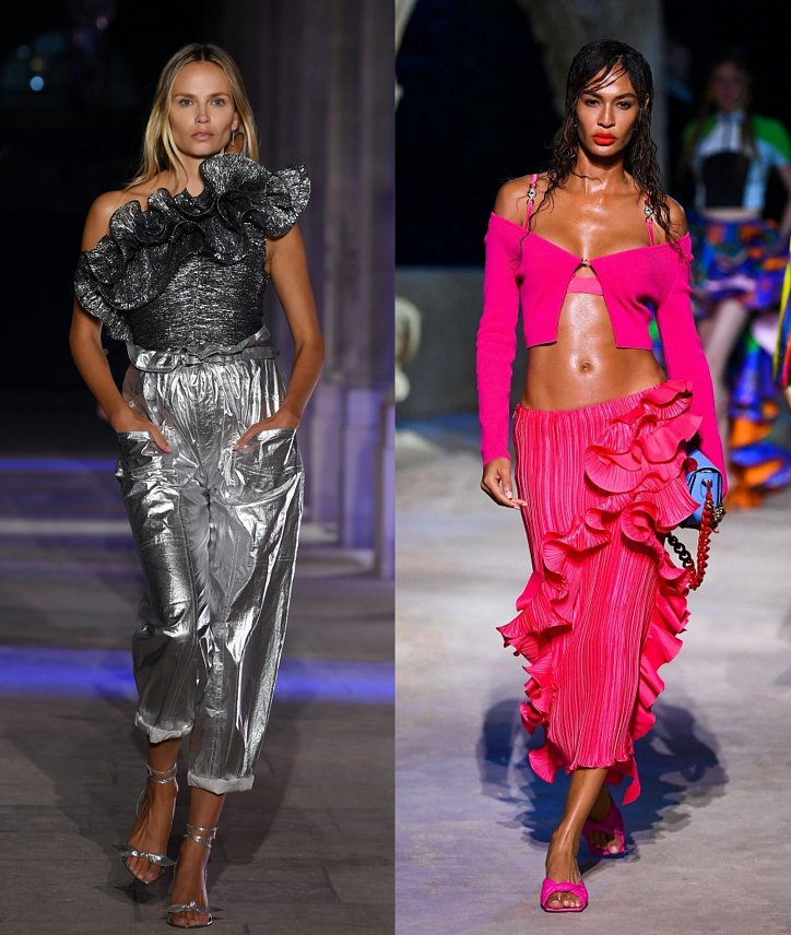 Spring-Summer 2021 Fashion: Main Trends photo # 27