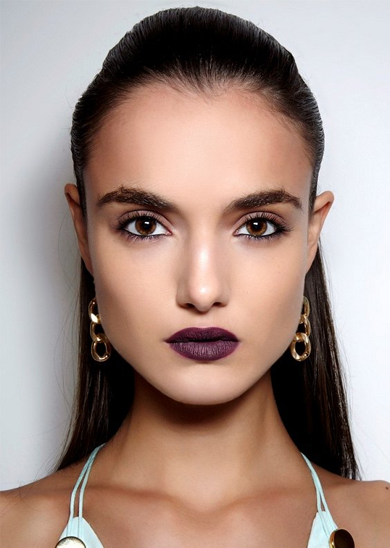 New Year's makeup 2021: ideas for a note photo # 10