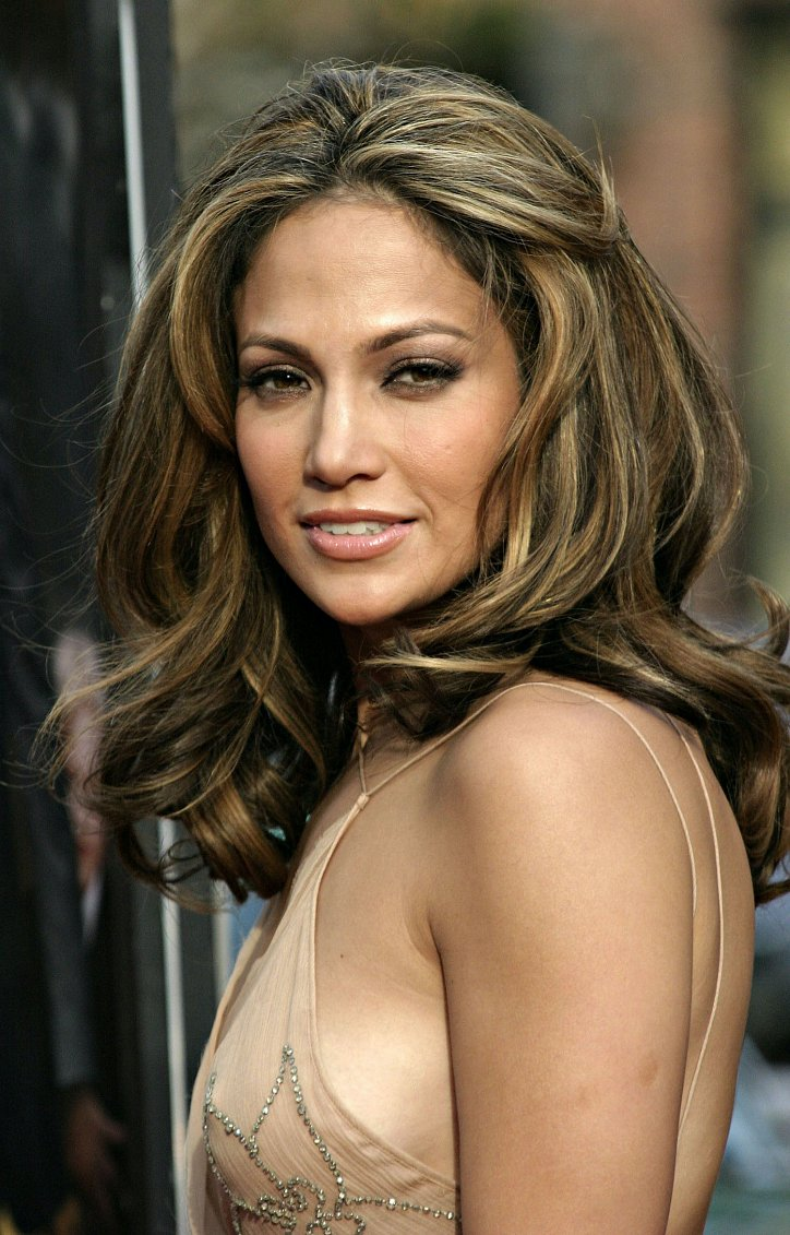 The evolution of Jennifer Lopez's hairstyle over the past 20 years photo # 10