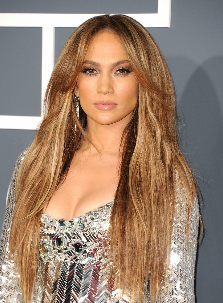 The evolution of Jennifer Lopez's hairstyle over the past 20 years photo # 17