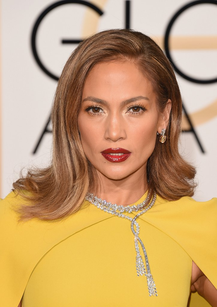 Jennifer Lopez hairstyle evolution over the past 20 years photo # 25