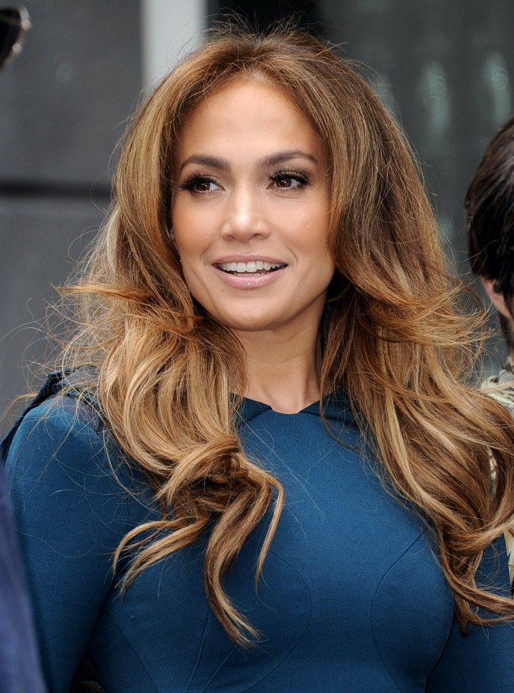 The evolution of Jennifer Lopez's hairstyle over the past 20 years photo # 24