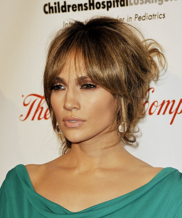 Jennifer Lopez hairstyle evolution over the past 20 years photo # 31