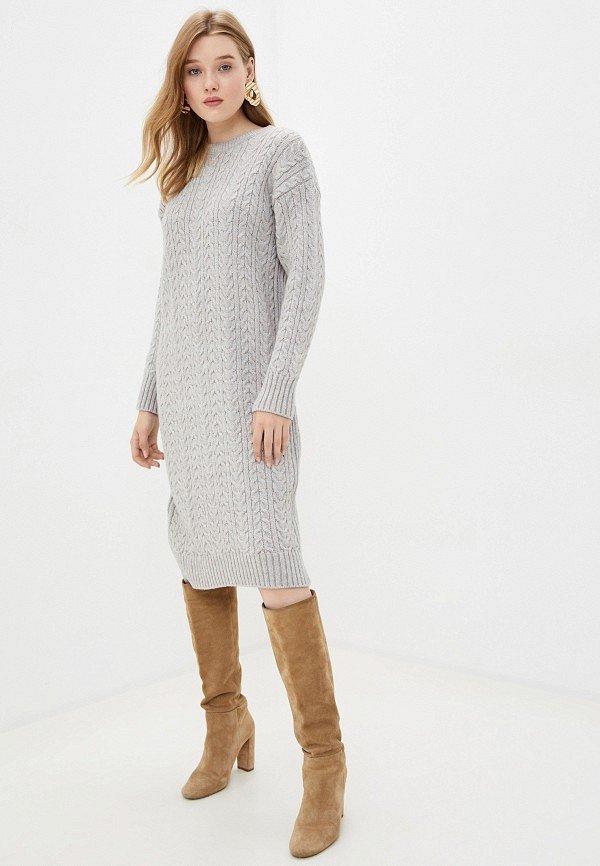 Sweater-dress: top-25 best photos # 21