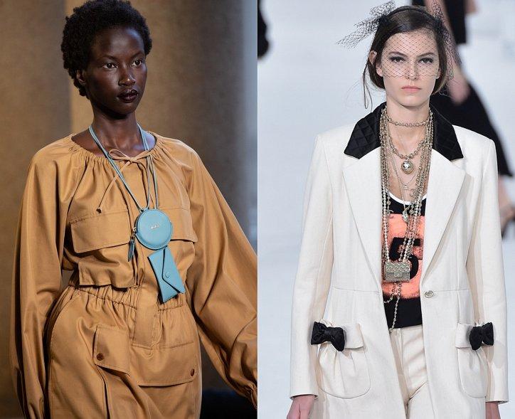 Fashion handbags spring-summer 2021 photo # 9