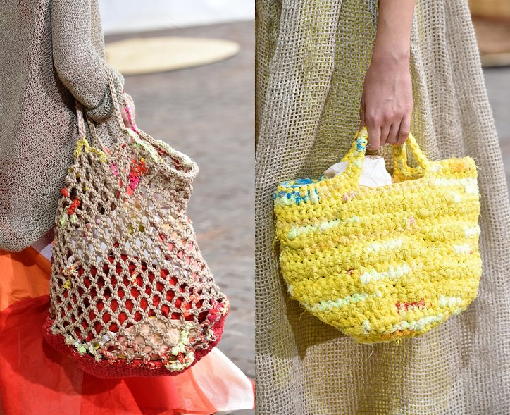 Fashionable bags spring-summer 2021 photo # 7