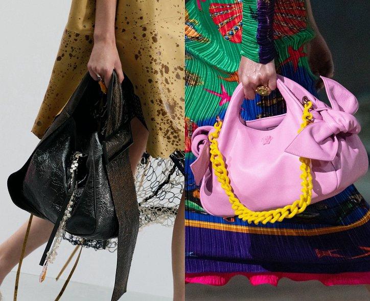 Fashion bags spring-summer 2021 photo # 22