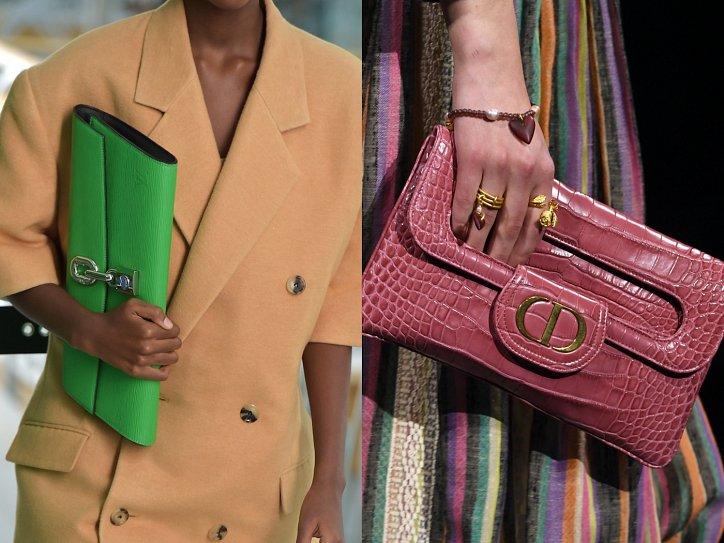 Fashion handbags spring-summer 2021 photo # 17