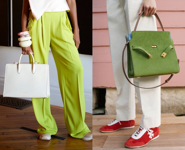 Fashionable bags spring-summer 2021 photo # 25