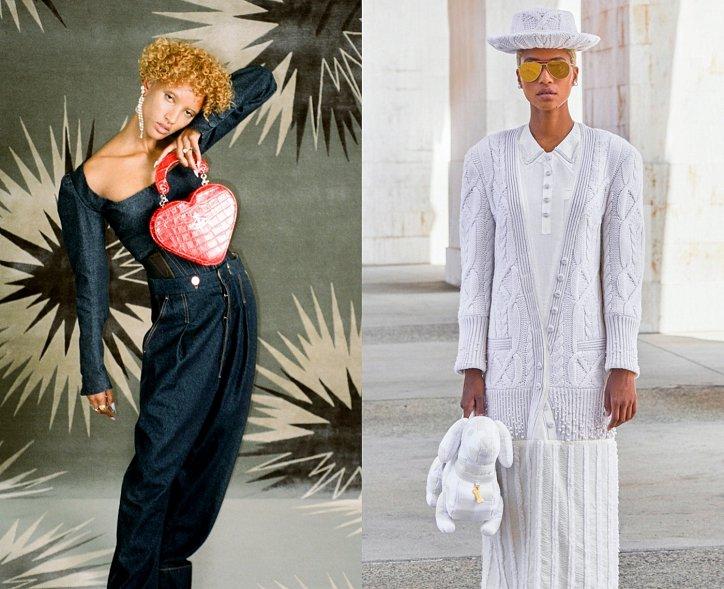 Fashion handbags spring-summer 2021 photo # 31