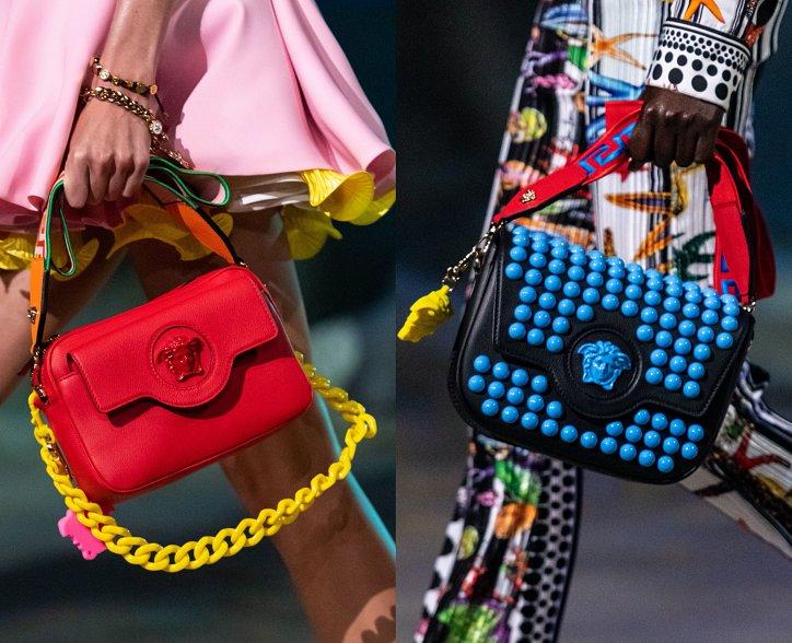 Fashion handbags spring-summer 2021 photo # 47