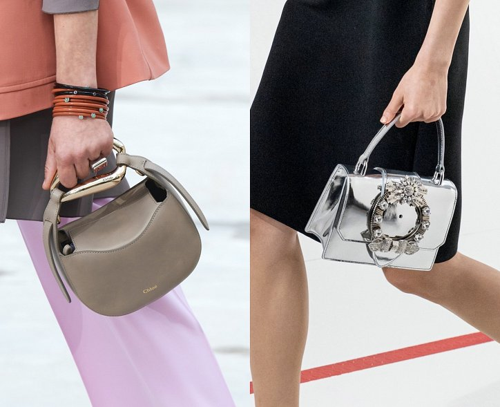 Fashion handbags spring-summer 2021 photo # 37
