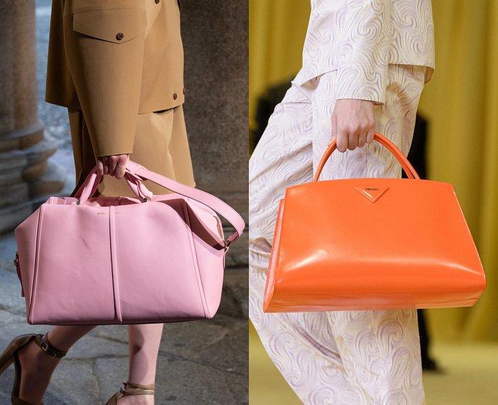 Fashion handbags spring-summer 2021 photo # 46